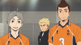 HAIKYU‼ TO THE TOP Episode 13