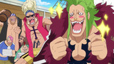 One Piece: Silver Mine (747-750) Episode 747