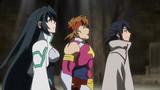 Gundam Build Divers Re:RISE Episodio 17