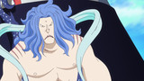 One Piece Episodio 533