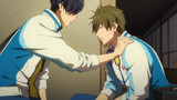 Free! Episodio 8