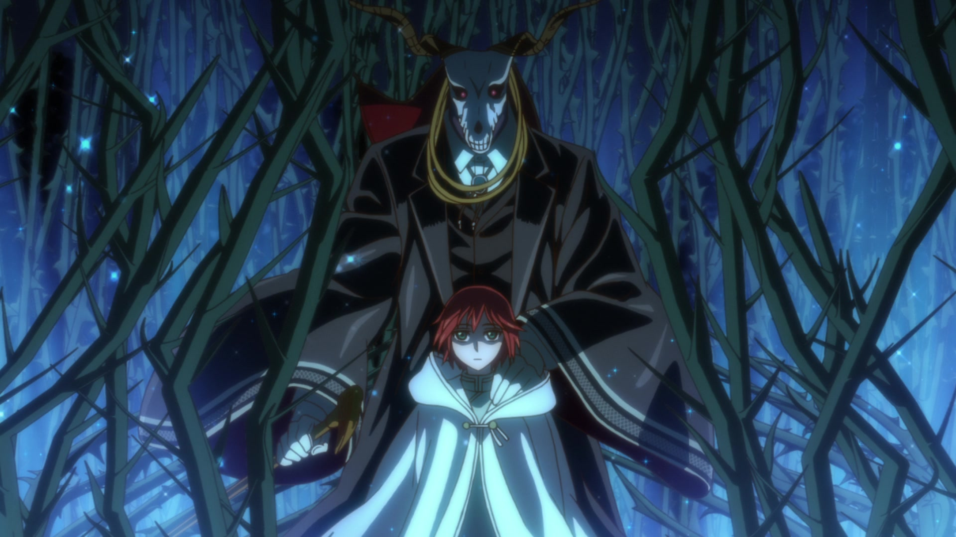 The Ancient Magus Bride English Dub Episode 5 Love Conquers