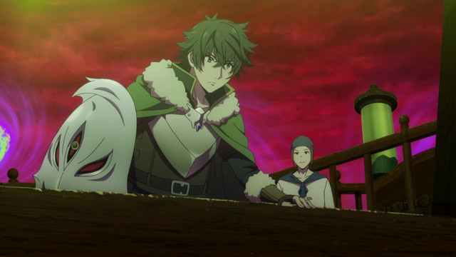 The Rising of the Shield Hero Episode 24, Guardians of Another World