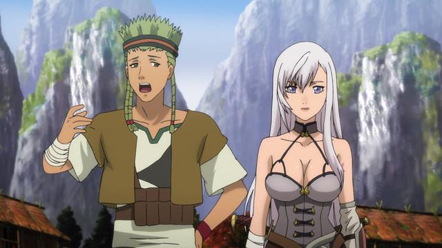 Animes that show boobs