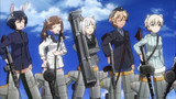 (Legendado) Brave Witches Episódio 10