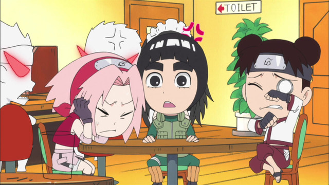 Village Auto Body >> Watch Naruto Spin-Off: Rock Lee & His Ninja Pals Episode ...