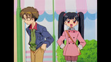 Sakura, Yukito, and the Midday Moon