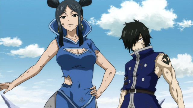 Fairy Tail Final Season Episode 306, The Winter Wizard