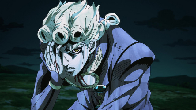 JoJo's Bizarre Adventure: Golden Wind Episode 17, Babyhead, - Watch