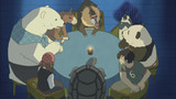 Shirokuma Cafe Episodio 18