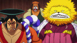 One Piece: WANO KUNI (892-Current) Episode 968