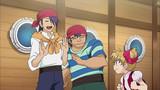 Handsome Fight! Mitsusada vs. Gouki