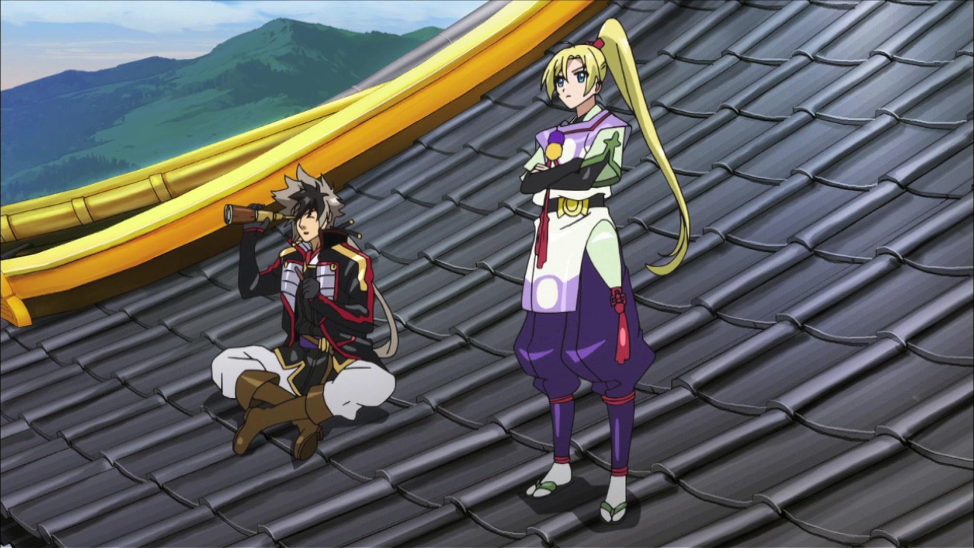 nobunaga the fool episode 9 sub indo
