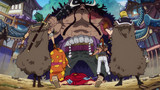 One Piece Wano Kuni Episodio 916
