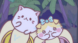Bananya and the Mysterious Mansion, Nya