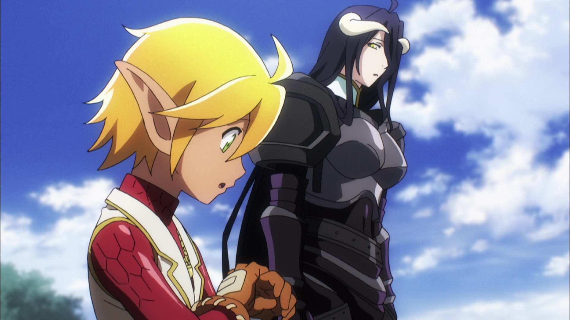 Overlord III Episode 1, A Ruler's Melancholy, - Watch on Crunchyroll