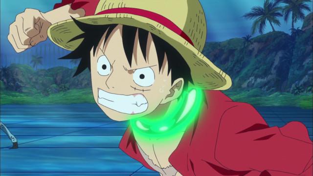 One Piece: Punk Hazard (575-629) Episode 627, Luffy Dies at