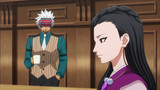 Ace Attorney Episodio 22