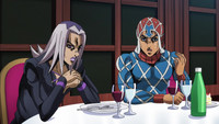 JoJo no Kimyou na Bouken Part 5: Ougon no Kaze - Episode 31