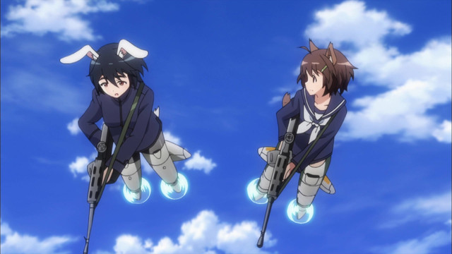 Watch Brave Witches Episode 5 Online