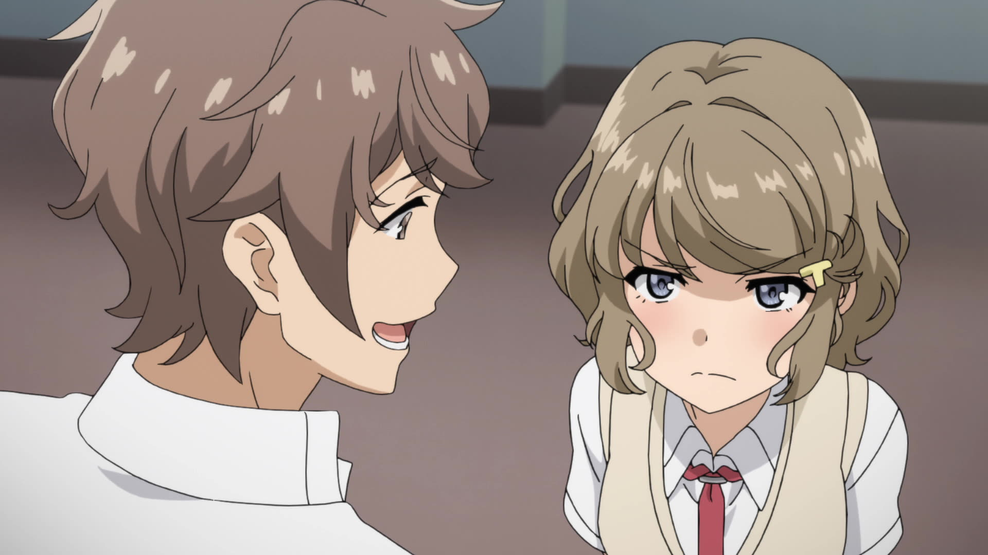 Rascal Does Not Dream Of Bunny Girl Senpai الحلقة 5 All The Lies I