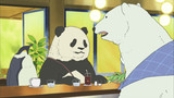 Shirokuma Cafe Episodio 9
