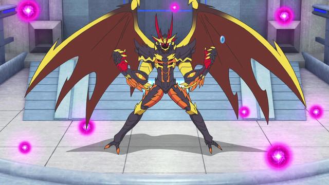 Future Card Buddyfight Triple D Episode 37 Watch On Crunchyroll