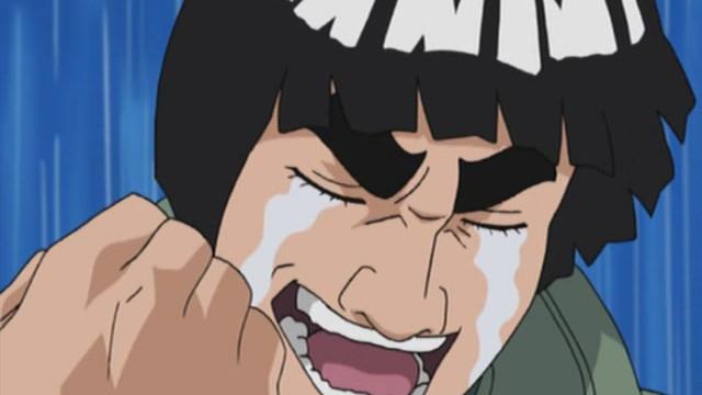 Naruto Season 8 Episode 193, Viva Dojo Challenge! Youth is All About