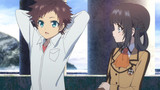Nagi no Asukara (Nagi-Asu: A Lull in the Sea) Episode 16