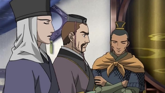 The Twelve Kingdoms (Dub) Episode 41, Sea God in the East