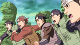 Naruto Shippuden: La Cuarta Gran Guerra Ninja - Agresores del más allá Episodio 297