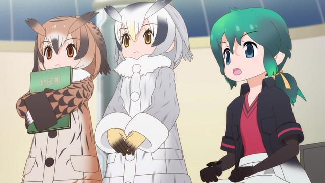 Kemono Friends 2 Episode 10, Check-in, - Watch on Crunchyroll