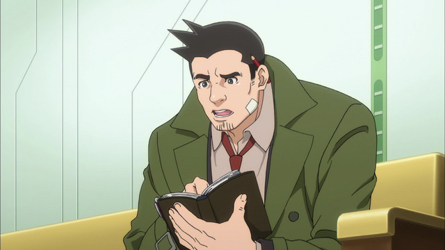 Watch Ace Attorney Season 2 Episode 4 Online The Stolen