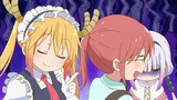 Miss Kobayashi's Dragon Maid Episodio 4