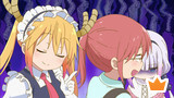 Miss Kobayashi's Dragon Maid (Spanish Dub) Episode 4