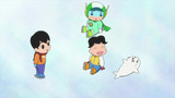 Goma-chan on Ice