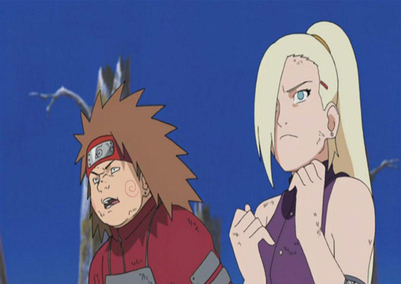 Naruto Shippuden: Hidan and Kakuzu Episode 88, Wind Style