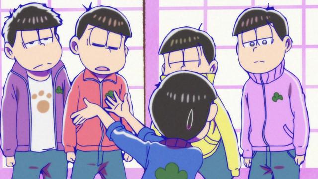 Mr  Osomatsu 2nd season Episode 10, Karamatsu and Brother