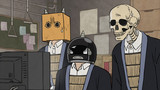 The Alternate Skull-face Bookseller Honda-san \ You Can Quit Your Job Whenever You Want