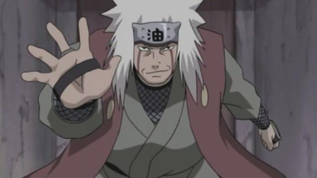 Naruto Season 6 Episode 137, A Town of Outlaws, The Shadow