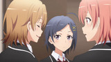 My Teen Romantic Comedy is Wrong, as I Expected.