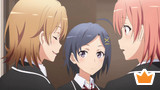 My Teen Romantic Comedy SNAFU Climax! Episode 12