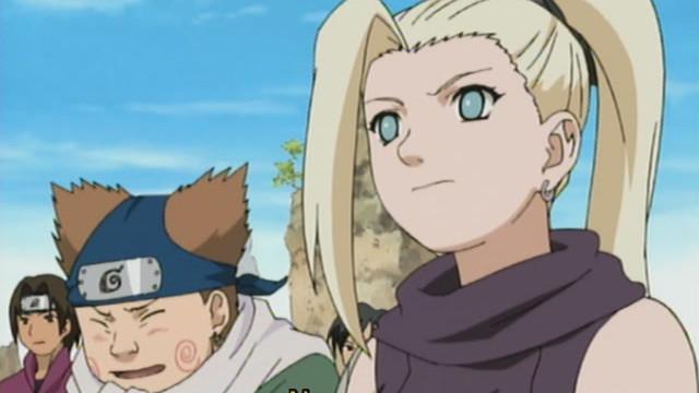 Naruto Season 2 Episode 27, The Chūnin Exam Stage 2: The