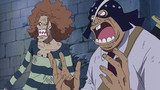 One Piece - Thriller Bark (326-384) Episódio 374