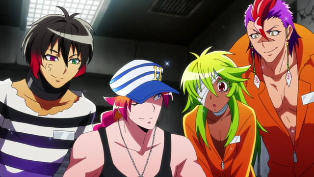 NANBAKA (English Dub) Episode 1, Idiots with Numbers