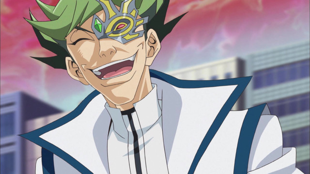Watch Yu-Gi-Oh! VRAINS Episode 23 Online - Genome's Giant | Anime-Planet