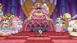 One Piece - Ilha Whole Cake (783-878) Episódio 809
