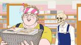 Skull-face Bookseller Honda-san Episode 1