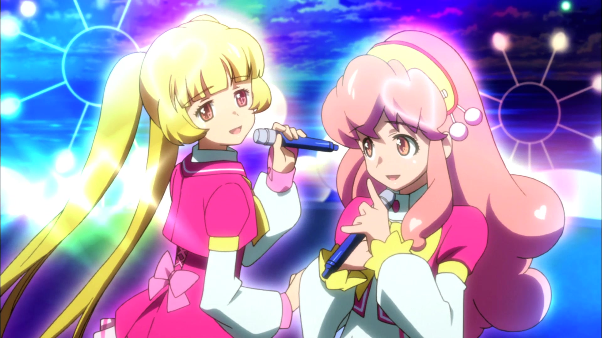 AKB0048: next stage Episode 1, The Young Girls' Trial