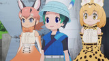 Kemono Friends الحلقة 8
